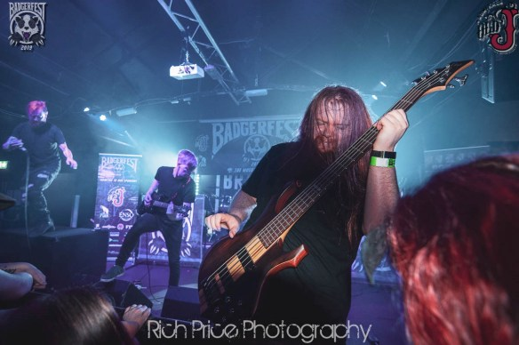 FESTIVAL REVIEW: Badgerfest 2019 Live at The Breadshed, Manchester | Ghost  Cult MagazineGhost Cult Magazine