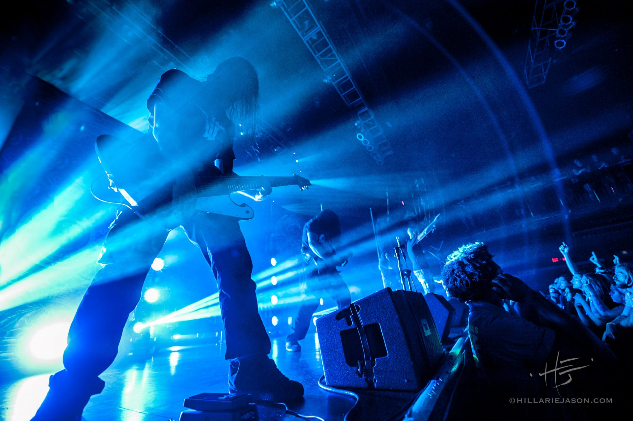meshuggah – between the buried and me: live at the house of blues