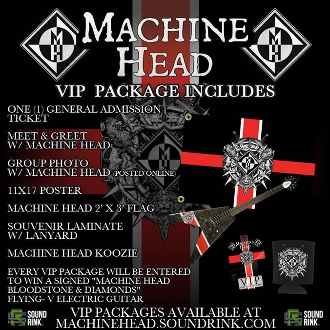 Top Deck Farmington: Metal Tours Winter 2015