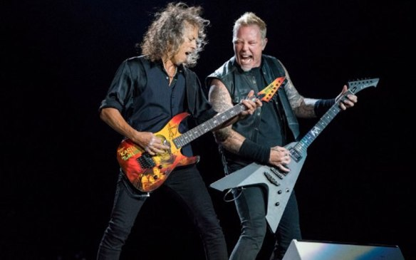 Watch Metallica Perform At Dreamforce 2019 | Ghost Cult Magazine