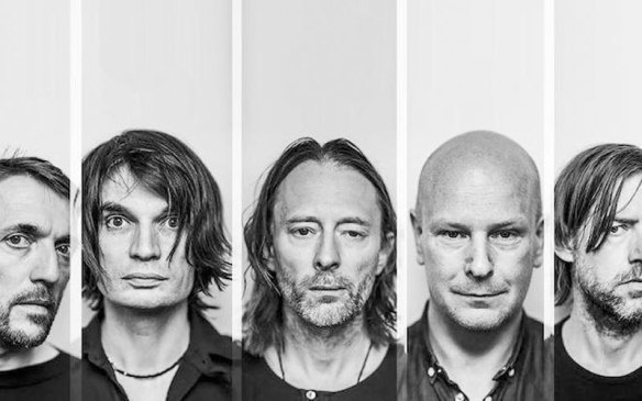 Radiohead Thwarts Blackmailer by Streaming 18 Hours of Unreleased