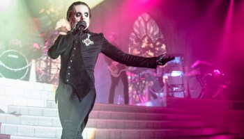 LIVE REVIEW: Ghost: A Pale Tour Named Death- At Barclays Center