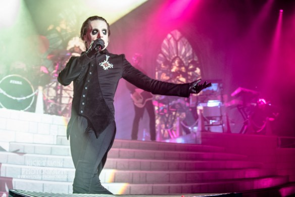 Ghost Shares a New Trailer, US Arena Tour Dates Incoming