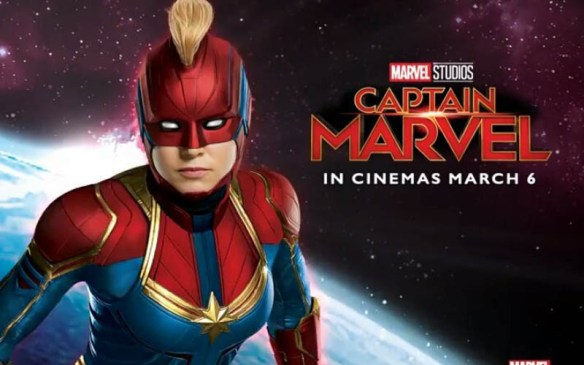 Captain Marvel Film Features Nirvana, Garbage, Hole