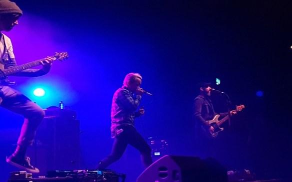 LIVE REVIEW: Buckcherry – Hoobastank – Adelita's Way: Live at O2