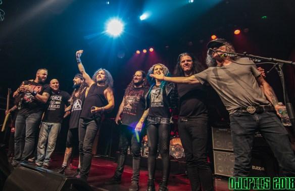 Metal Allegiance To Live Stream Their Concert In Anaheim