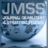 Journal of Military and Strategic Studies