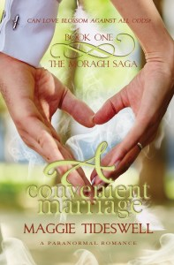 A Convenient Marriage-spooky paranormal romance