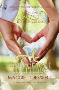 Morgah's Ghost Saga - A Convenient Marriage-spooky paranormal romance