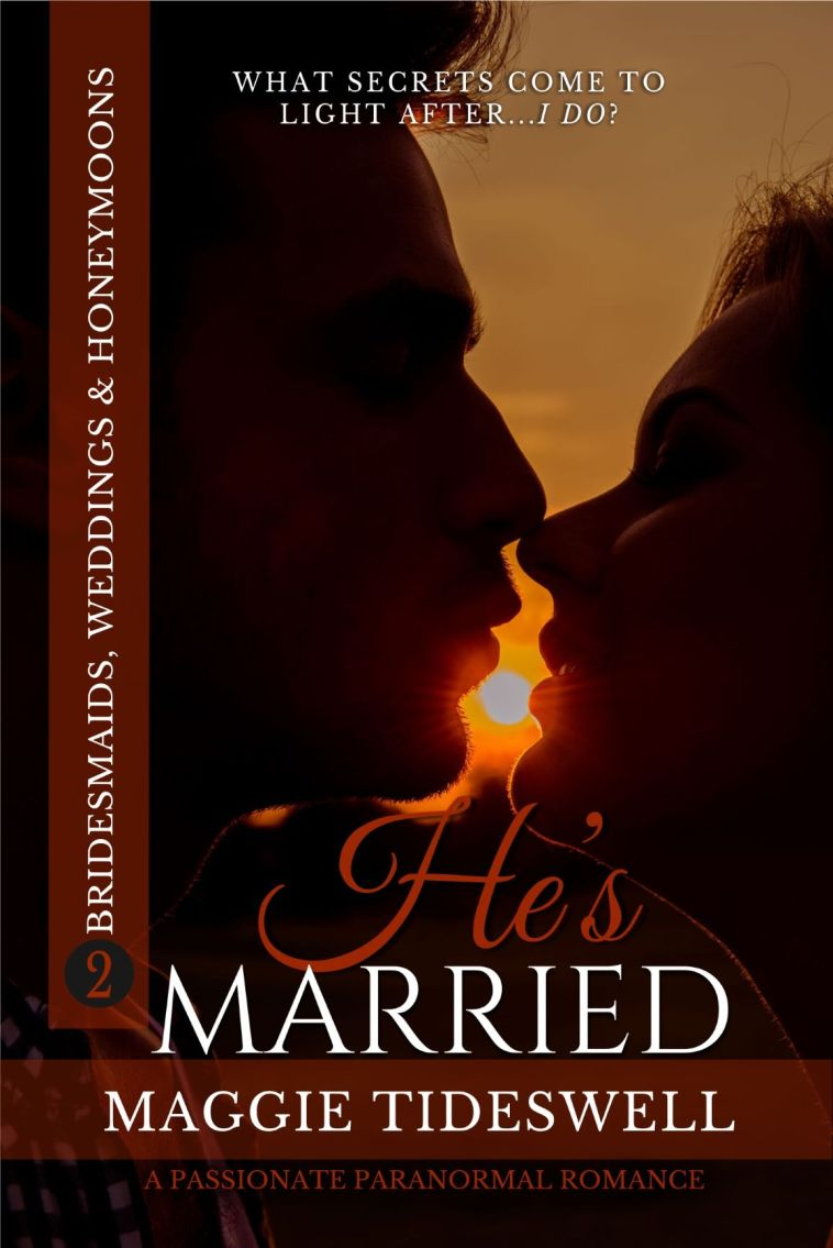 He's Married-paranormal-romance-author