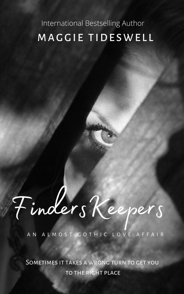 Cover - Finders Keepers