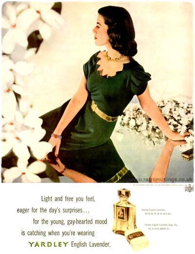 Yardley English Lavender Perfume