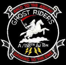 Ghost Rider Unit Patch
