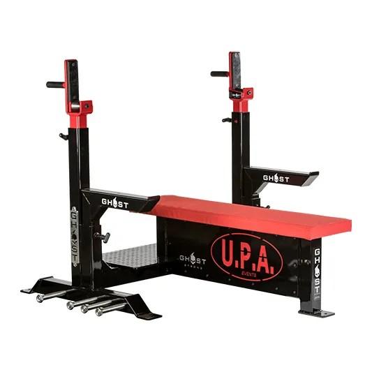 Red Bench Press