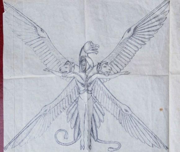 Images Ezekiel Creature 1
