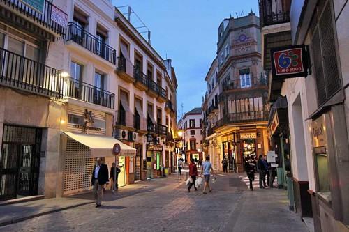 Spain-Sevilla