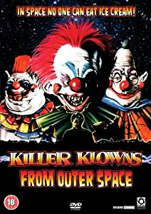 Killer Clowns From Outer Space Movie