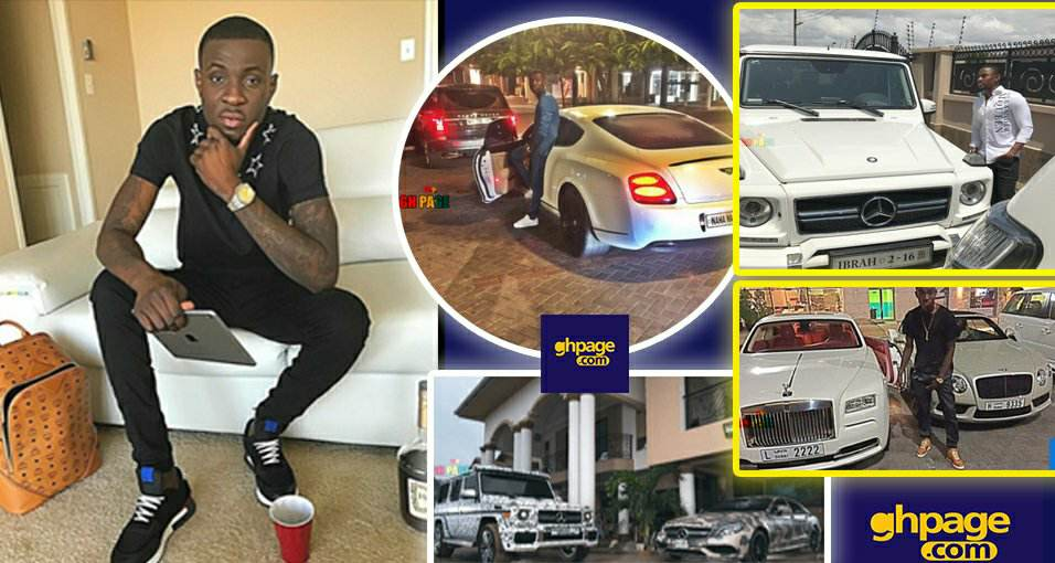 Meet The 8 Richest Young Guys In Ghana| Their Cars, Mansion & All
