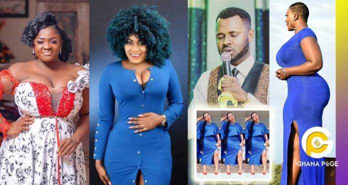 Meet all the celebrities gospel musician Ernest Opoku has slept with [Photos+Details]