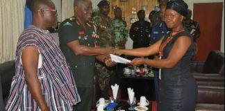 Barbara Mahama international mission job