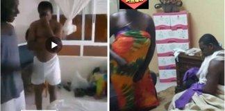 Video Ghanaian Pentecost Elder Pastor Spain