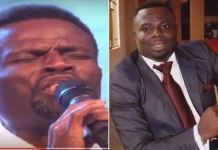 VIDEO: Prophet Seth Frimpong performs for the first time after battling sickness for 2-years