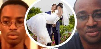 Ghanaian Actor Vincent McCauley Jr Marries