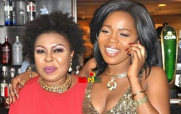 Mzbel has revealed Afia Schwar is not into men