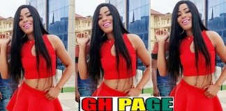 [Video] Ghanaian Actress Begins #NoPanty Campaign For GH Ladies - Here Is Her Reasons