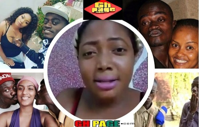 Video: Liwin is a greedy bastard — He caused the downfall of Agya Koo, Kwaku Manu and has now introduced his girlfriend and their plan is to compete and 'Kill' Nana Ama McBrown's shine-This lady 'spits' on Kwadwo Nkansah