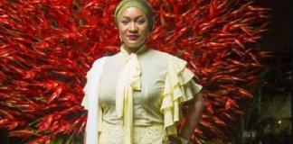 The Gorgeous Photos Of Samira Bawumia At Garden And Flower Fashion Show