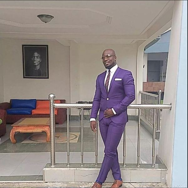 Stephen Appiah Flaunts His Luxurious And Expensive Mansion In GrandStyle Photos