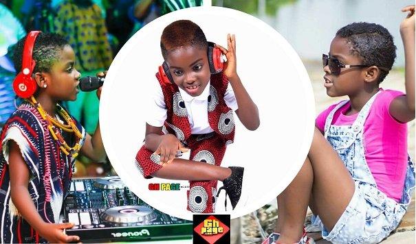 photos prove dj switch cutest celebrity kid ghana