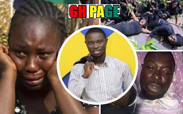 So Sad: Ghanaians Share Tears On 1-Year Anniversary Of Late Confidence K Baah