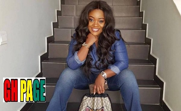 Jackie Appiah finally explains why she can't speak Twi despite being an Ashanti