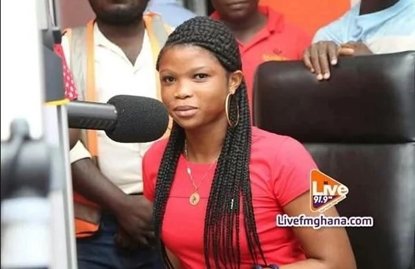 Meet Bukom Banku's girlfriend, Kate, who is a nurse and her prayer is to become the second wife (Photos)