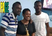 This is what happened when Lilwin, Emelia Brobbey and Kwaku Manu met to settle Beef