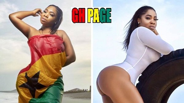 Lesbians Are Chasing Me For A Relationship - Moesha Boduong Reveals