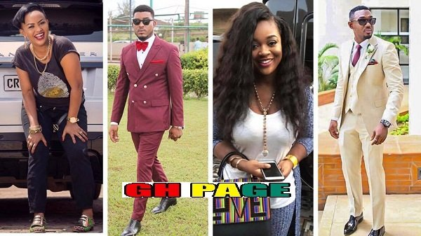 [Video]McBrown,Jackie Appiah,Roselyn Ngissah,James Gardiner & Others Compete in a dance battle - Guess Who Won