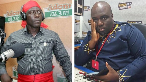 Video: Captain Smart Of Adom FM Weeps UncontrollablyAs He Narrates How KABA Died