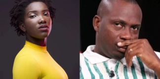 Video: Ebony Reigns Sends another strong message to Counselor Lutterodt