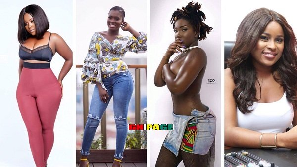 10 S*xiest GH female Celebs who are under 30yrs - We are already crushing on them [Photos]