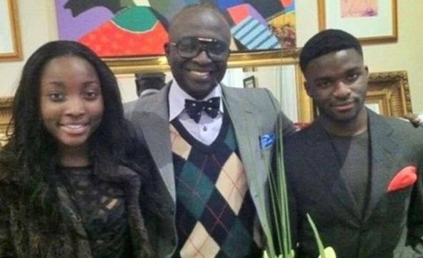 The Son of Ghanaian Presenter KKD has publicly Declared That He Is Gay