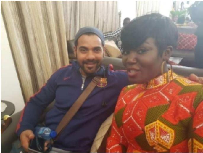 Kumkum Bhagya Stars Arrive In Ghana