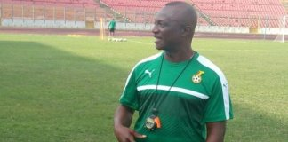 Kwesi Appiah names squad to face Egypt