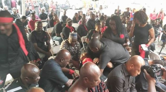 Tears draws at Multimedia's memorial service for KABA (Photos/Video)