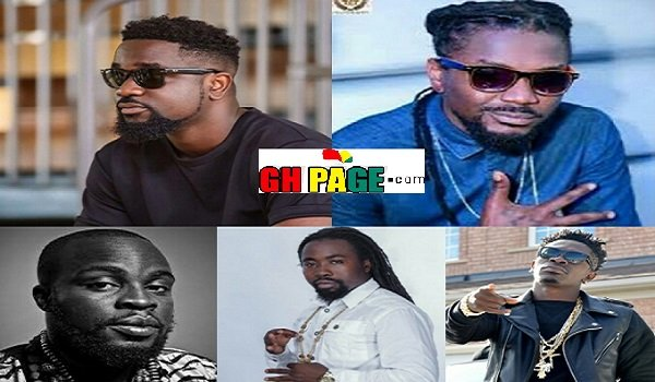 A Look At The Top 5 Feuds In Ghana Music History