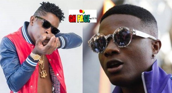 Shatta Wale Again Opens More Fire On Wizkid And All Fake Naija Superstars [VIDEO]