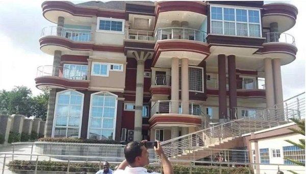 Take A Look Inside Osei Kwame Despite's Luxury Mansion In Kumasi (Photos)