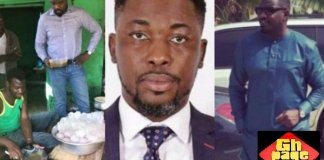 "Kwame A Plus 'Jabs' John Dumelo Over Being ""Fake"""
